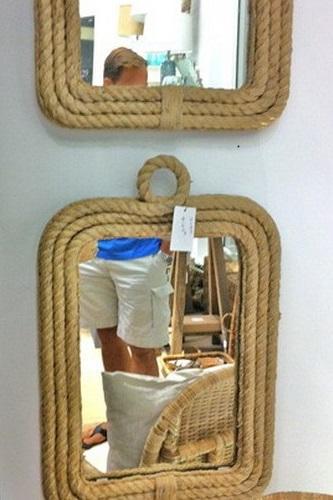 декоративный канат для зеркаа
