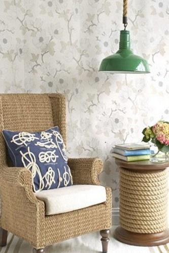 канат декоративный для кресла